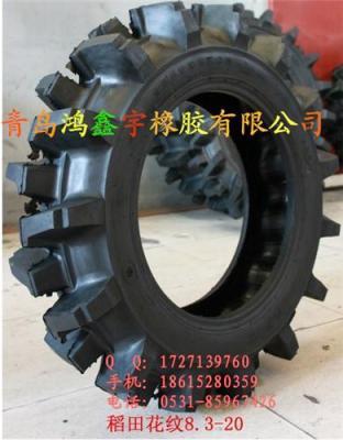厂家批发水田高花纹轮胎600-12