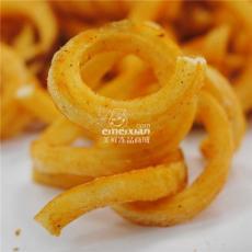 辛普劳 辣味薯圈 1/3薯圈 美国 2.27kg/袋 6