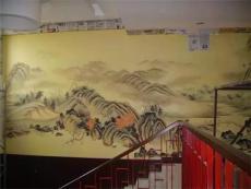 2016最新南京墻繪壁畫 手繪墻壁畫是軟裝修