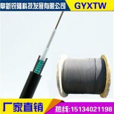 GYXTZW-4A1室外架空铠装阻燃光缆厂 4芯多模