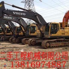 上海二手挖掘机价格
