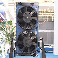 驱动电机冷却系统散热系统 纯电动公交车
