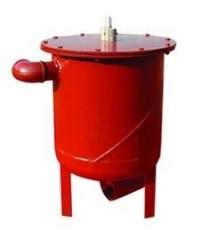 新型负压自动排渣放水器介绍 结构 用途