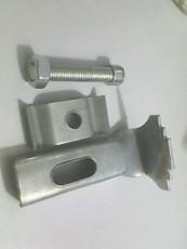 鋼格柵板安裝夾 鋼格柵板卡子 鋼格柵夾子