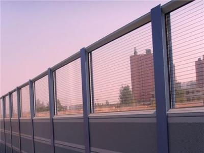 泉州厂家隔音屏 高架桥是声屏障 厦门隔音墙