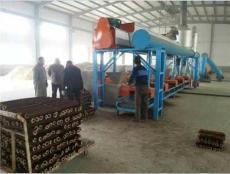 全自动流水线木炭机 环保全自动木炭机厂家
