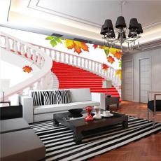 深圳3D壁纸墙纸定制 家居装修沙发卧室背景