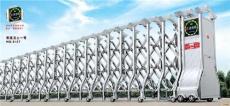 石狮电动伸缩门安装 泉州电动伸缩门供应商