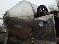 4000L不銹鋼雙錐回轉真空干燥機