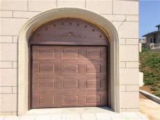 供應新款優質純銅車庫門 模壓遙控銅車庫門