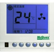 麦克维尔温控器AT8000