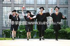 南京學士服批發和南京學士服出租學位服租賃