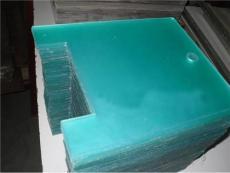 重庆PC板异形加工塑料板热弯雕刻打孔亚克力