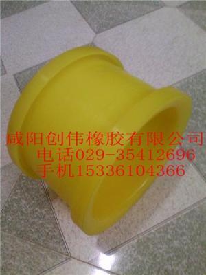 生产厂家专业生产优质聚氨酯 橡胶钻机卡盘