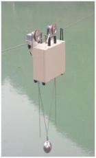 無線遙控雷達波纜道測流系統