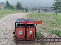西寧果皮箱 西寧分類垃圾桶 西寧環衛垃圾箱