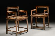 黄花梨玫瑰椅的风俗特点和成长历程