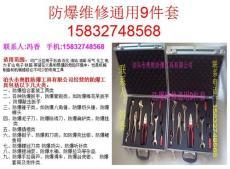 重庆防爆维修通用9件套EX-ASZHWXTY9-石油