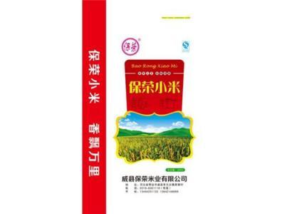 威县小米厂家